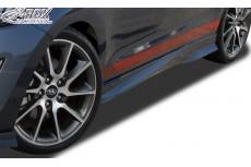 """Hyundai i30 Coupe (2013+) Custom Side Skirts """"Turbo"""""""