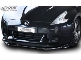 Nissan 370Z (-2012) Custom Front Bumper Lip Spoiler Extension