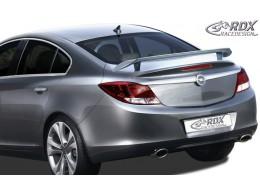 Opel Vauxhall Insignia Custom Rear Boot Wing Spoiler