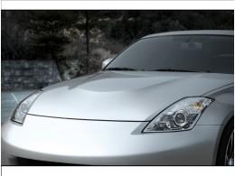 Nissan 350Z Custom Front Bonnet Nismo