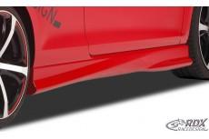 """Volkswagen Golf Mk7 Custom Side Skirts """"TurboR"""""""
