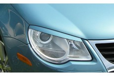 Volkswagen Eos 1F (-2011) Custom Headlight Eyebrows