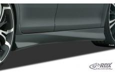 "Volkswagen Eos 1F Custom Side Skirts ""Turbo"""