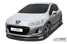 """Peugeot 308 Phase 2 Custom Side Skirts """"GT-Race"""""""