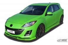Mazda 3 BL (2009-2011) Front Bumper Lip Spoiler Extension Splitter
