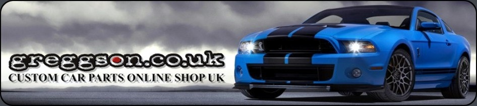 Greggson Custom Car Parts Online Shop UK